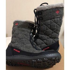 Columbia winter snow boots